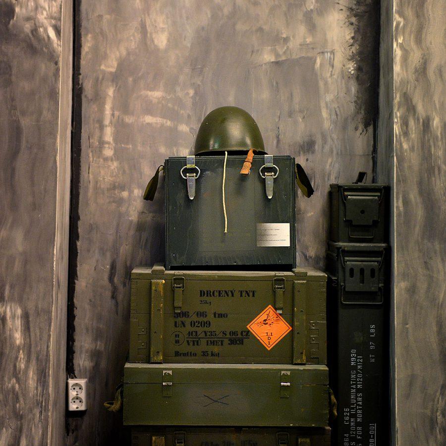 utrustning
